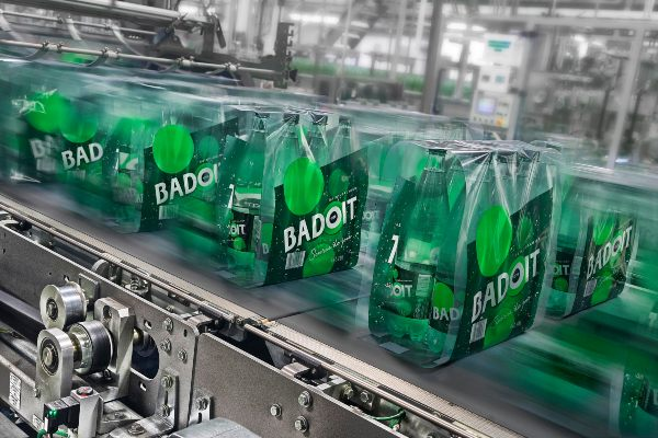 KHS Optimises Shrink Film Process For French Premium Water Brand, Badoit